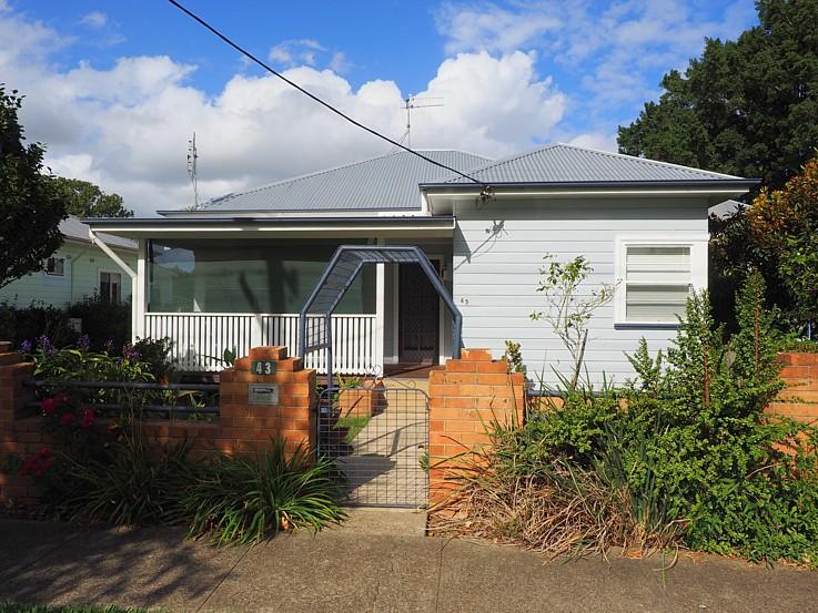 43 KINCHELA STREET, Gladstone, NSW 2440