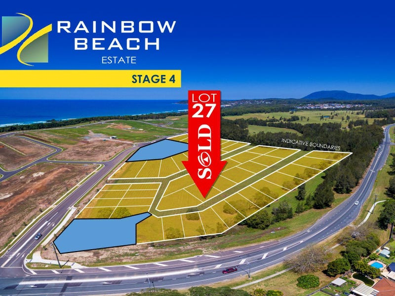 Lot 27 Rainbow Beach Estate, Lake Cathie, NSW 2445