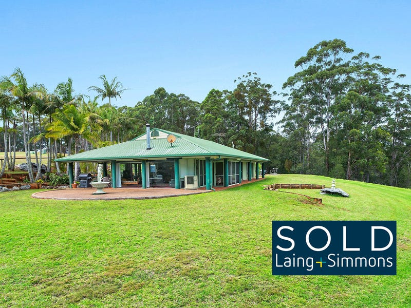 841 Red Hill Road, Telegraph Point, NSW 2441