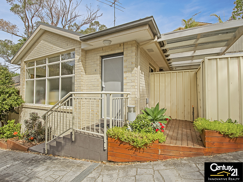 4/101 Courtney Road, Padstow, NSW 2211