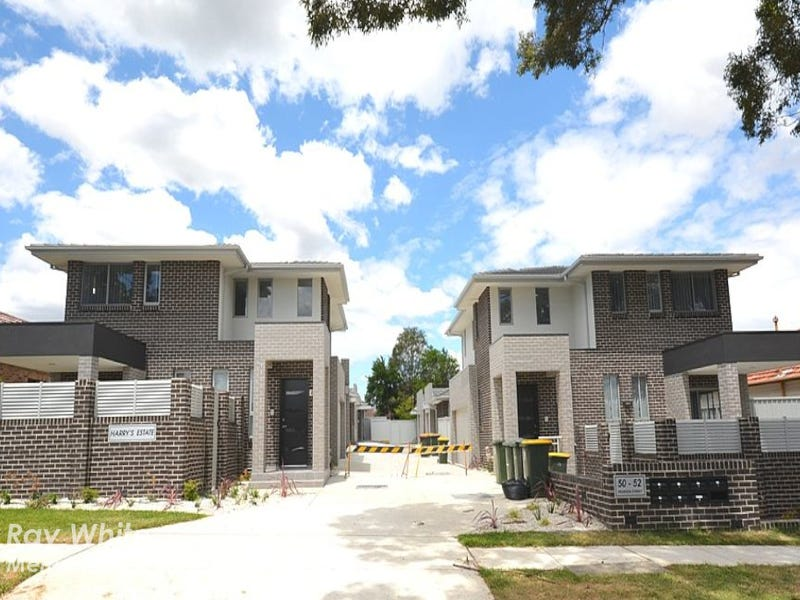 2/50-52 Pearson Street, South Wentworthville, NSW 2145