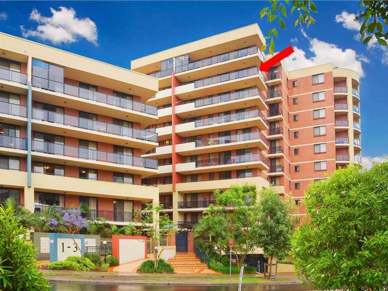 88/1-3 Beresford Road, Strathfield, NSW 2135