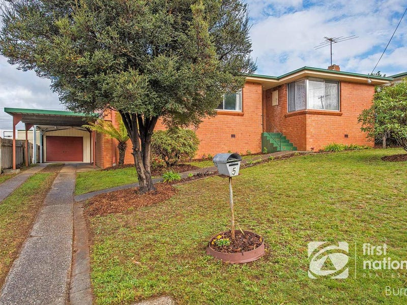 5 Jacobs Crescent, Upper Burnie, Tas 7320
