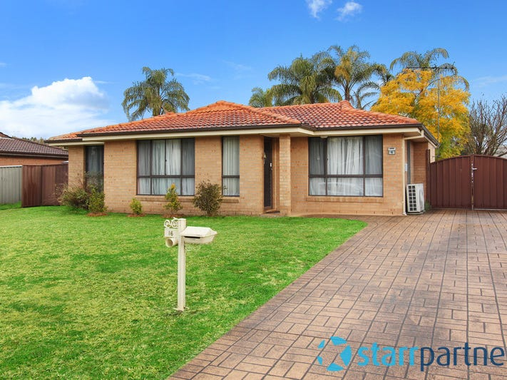 16 Carnation Avenue, Claremont Meadows, NSW 2747