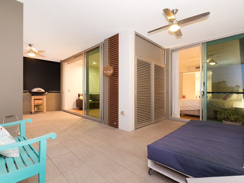 40/20 Newstead Terrace, Newstead, Qld 4006