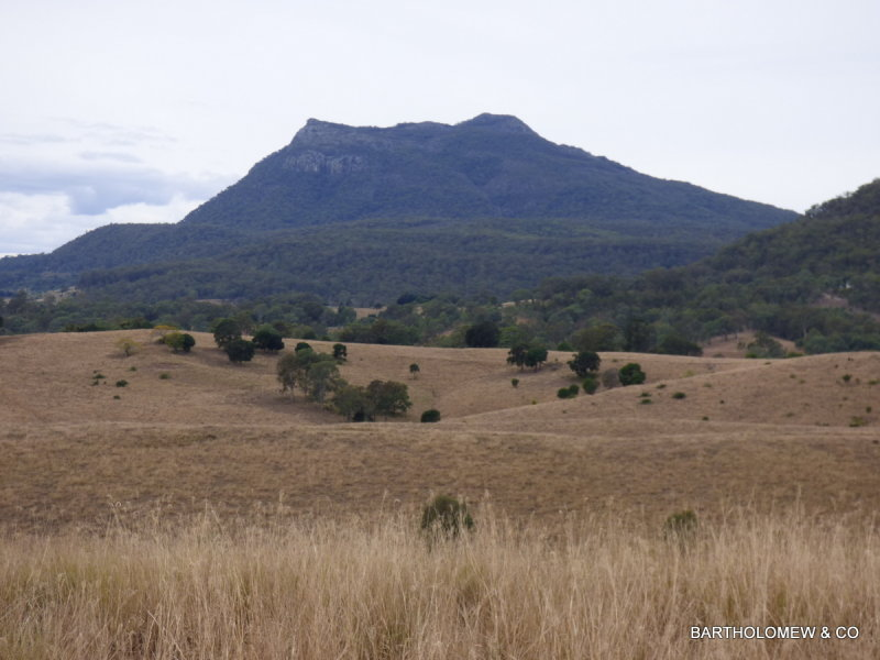 Burnett Creek Road, Maroon, Qld 4310