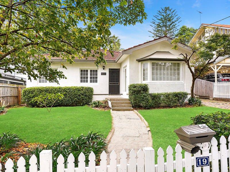 19 Martin Street, Hunters Hill, NSW 2110