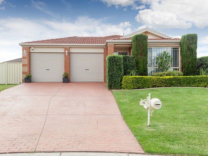 15 Winston Place, Narellan Vale, NSW 2567