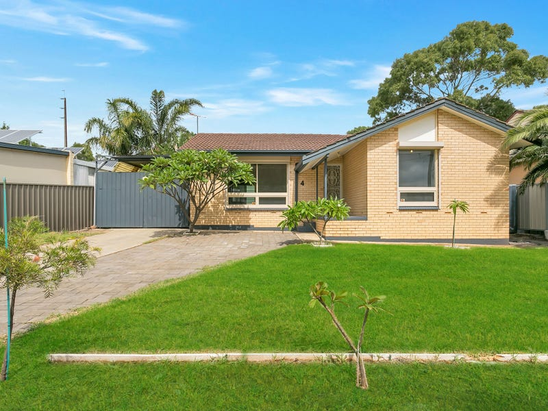 4 Gawler Street, Seaview Downs, SA 5049