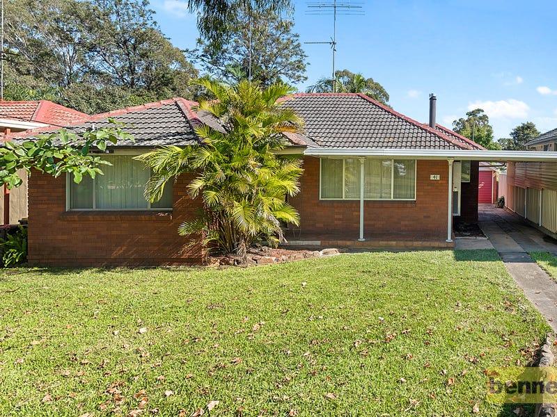 41 Arakoon Avenue, Penrith, NSW 2750