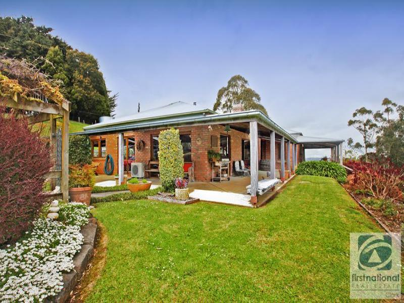 610 Grand Ridge Road, Seaview, Vic 3821