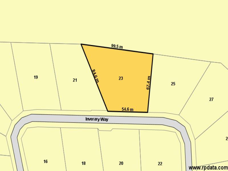 Lot 42, 23 INVERARY WAY, Rockyview, Qld 4701