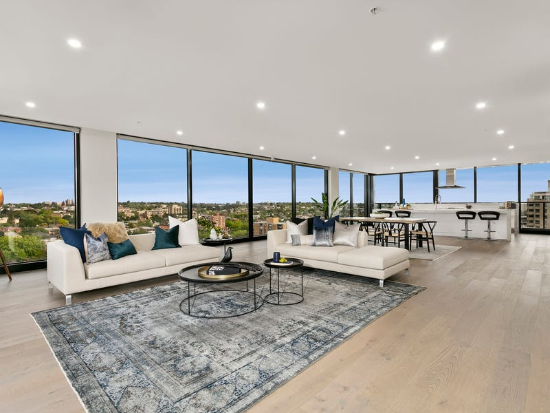 Penthouse/77 River Street, South Yarra