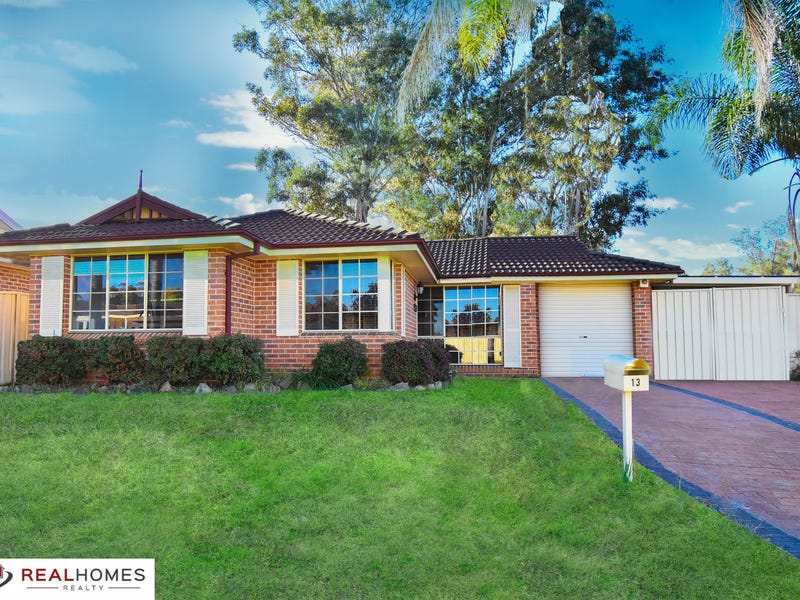 13 Wonnai Place, Claremont Meadows, NSW 2747