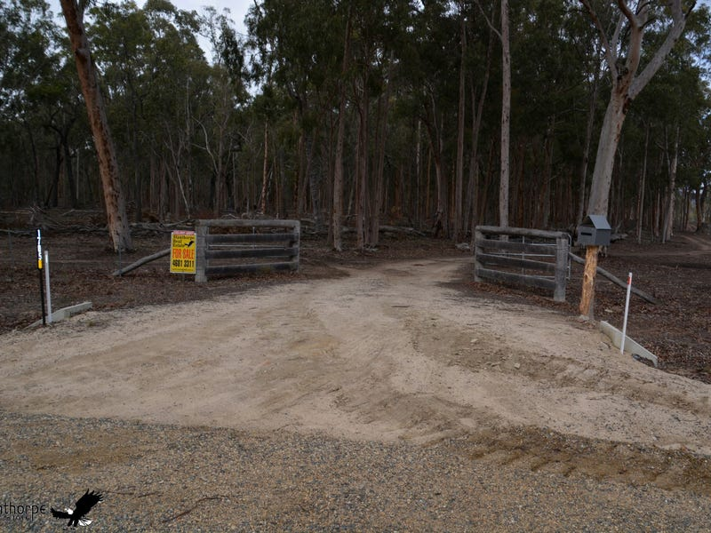 1705 Rabbit Fence Road, Pozieres, Qld 4352