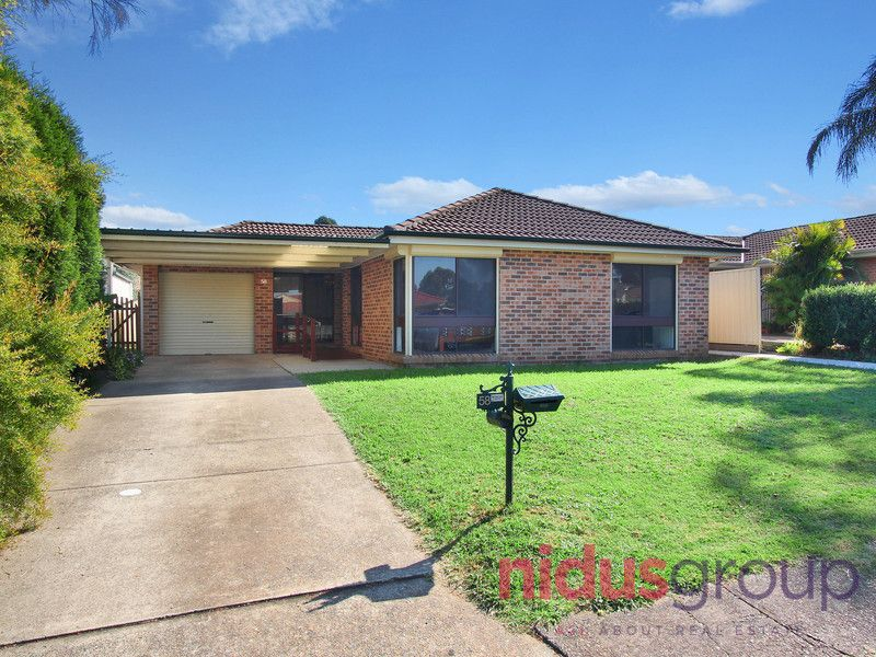 58 58A Cordelia Crescent, Rooty Hill, NSW 2766