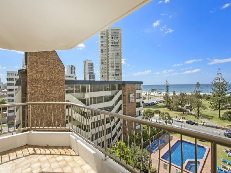 5C 'Beach Haven'/1 Albert Avenue, Broadbeach, Qld 4218