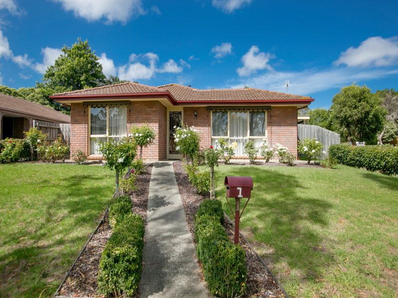 1 Milina Court, Frankston, Vic 3199