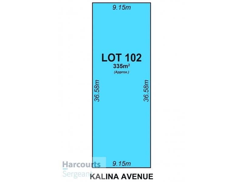 Lot 102, 25 Kalina Avenue, Para Vista, SA 5093
