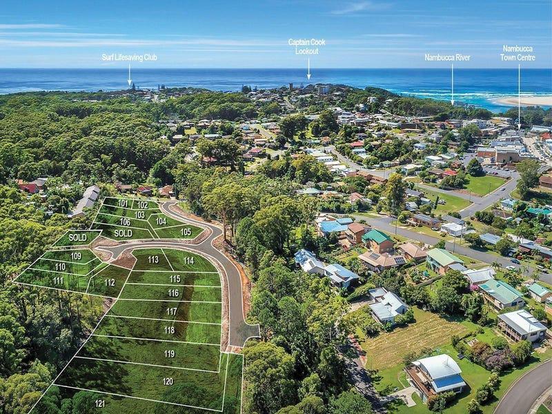 "Lot 116 ""Forest Heights Estate"", Newman Street, Nambucca Heads, NSW 2448"