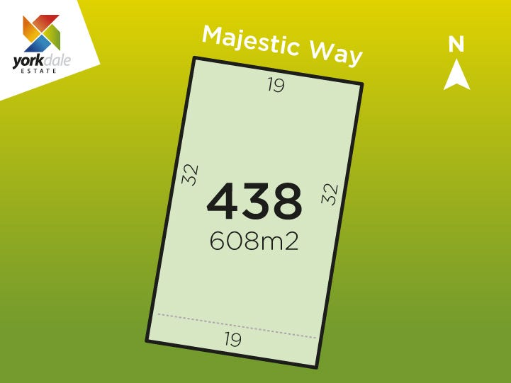 Lot 438 Majestic Way, Delacombe, Vic 3356