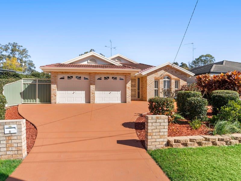 6 Ducker Avenue, Hobartville, NSW 2753