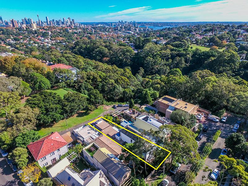 4 Figtree Lane (aka 8 Small Str), Woollahra, NSW 2025