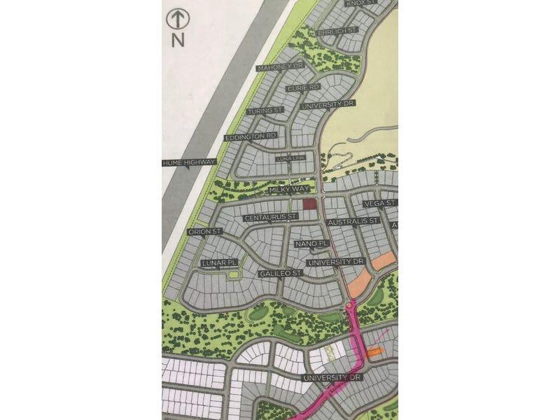 Lot 4417 University Drive, Campbelltown, NSW 2560