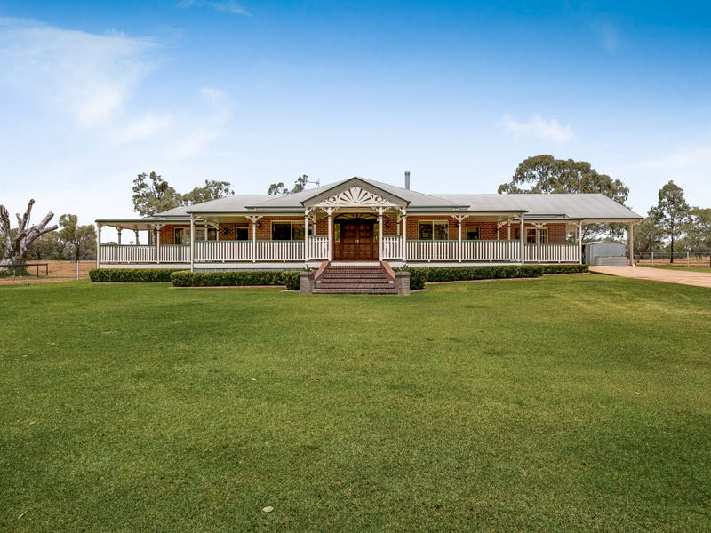 503 Oakey Pittsworth Road, Aubigny, Qld 4401