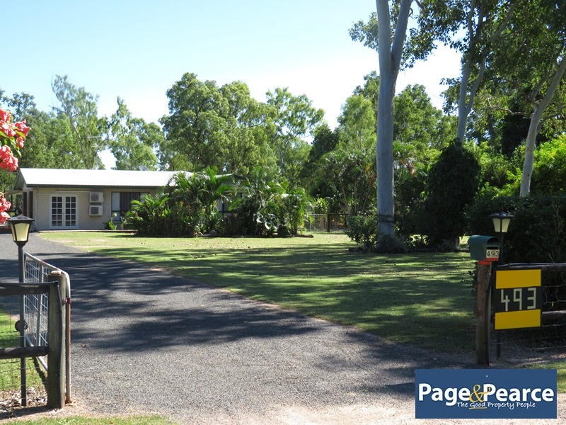 493 Forestry Road, Bluewater, Qld 4818