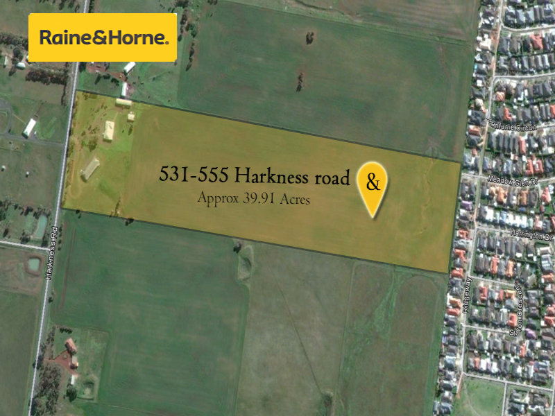 531-555 Harkness road, Melton, Vic 3337
