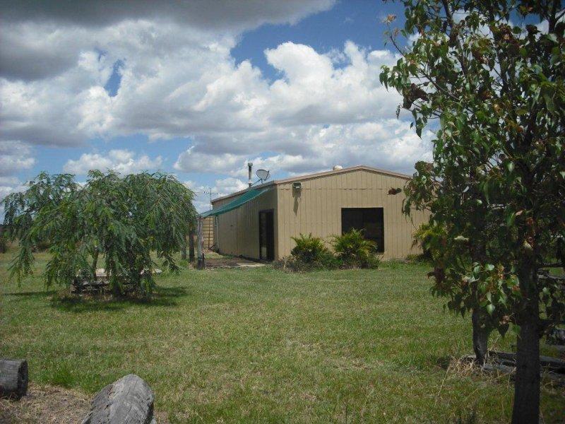 """""""Currawong"""", 438 Old Burrandowan Road, Jandowae, Qld 4410"""