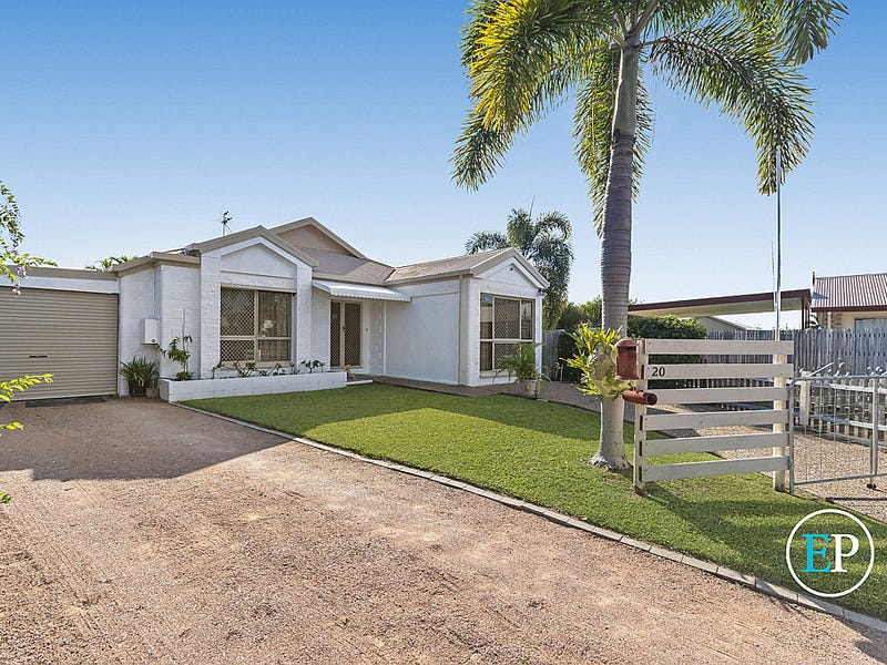 20 Goldfinch Court, Condon, Qld 4815