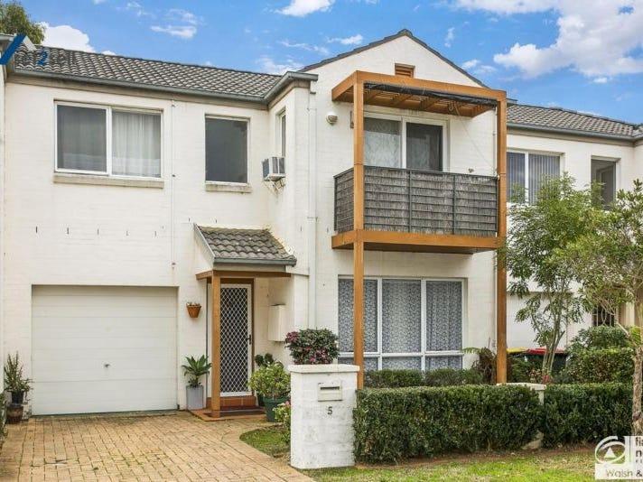 5 Kendell Street, Stanhope Gardens, NSW 2768