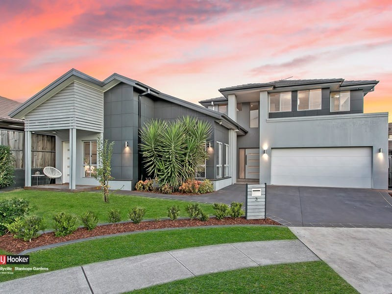 3 Bulrush Close, The Ponds, NSW 2769