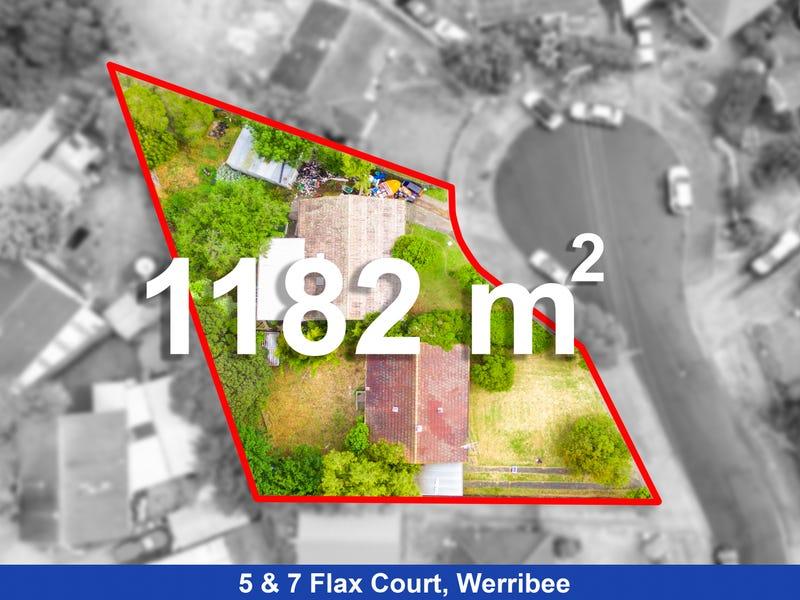 5 - 7 FLAX COURT, Werribee