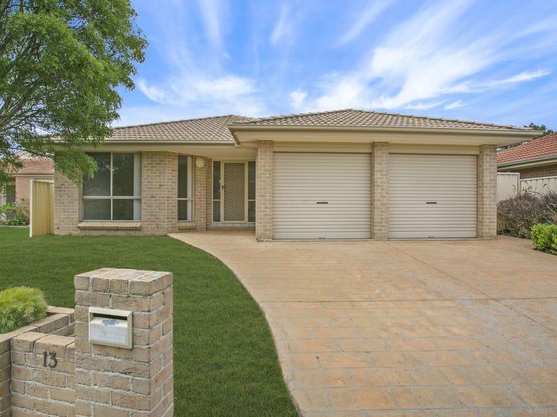 13 Tuart Circle, Narellan Vale, NSW 2567