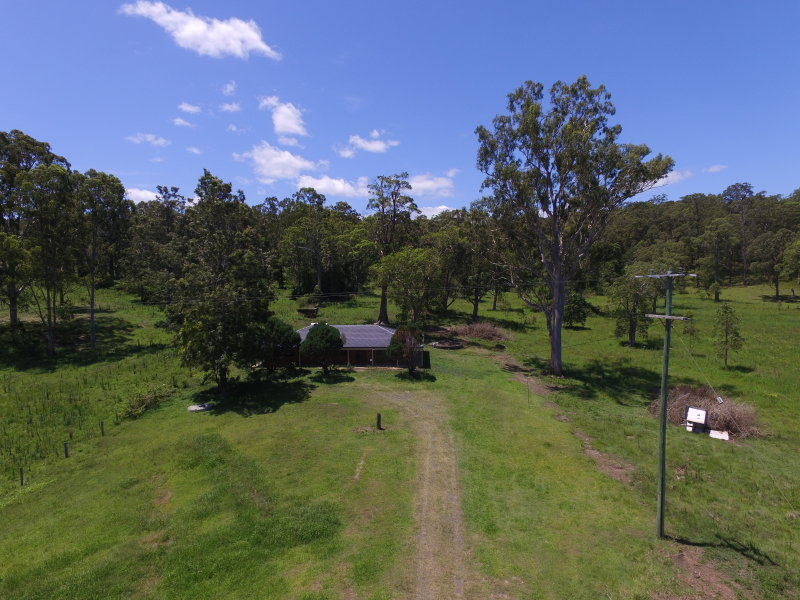 296 Back Creek Road, Bentley, NSW 2480
