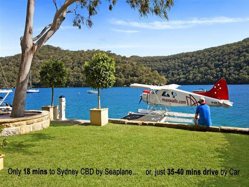 Address available on request, Cottage Point, NSW 2084