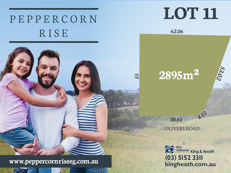 Lot 11 Peppercorn Way, Nicholson
