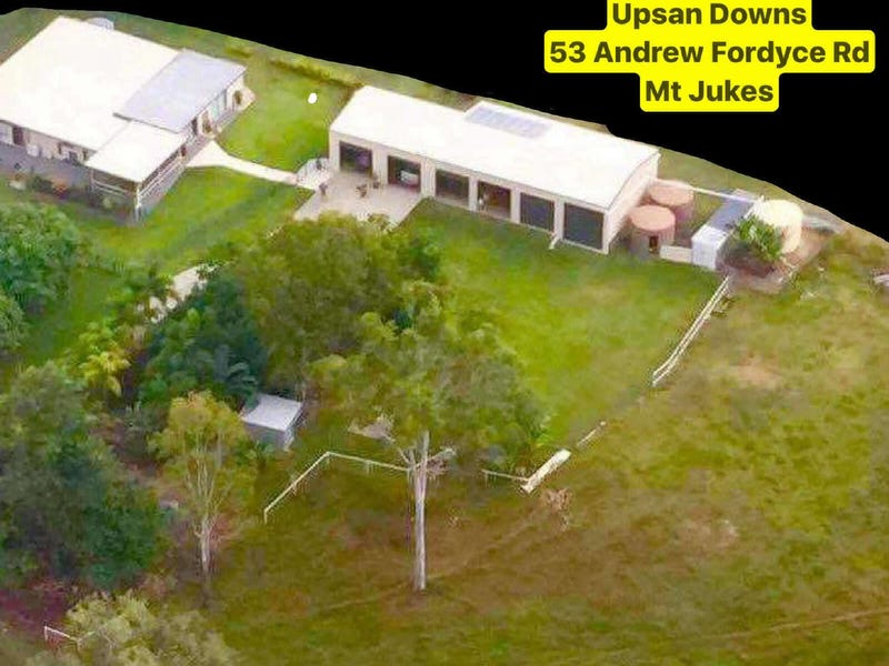 53  Andrew Fordyce Road,, Mount Jukes, Qld 4740