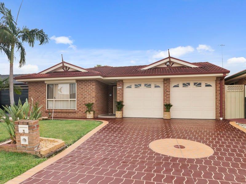 3 Jeremy Way, Cecil Hills, NSW 2171