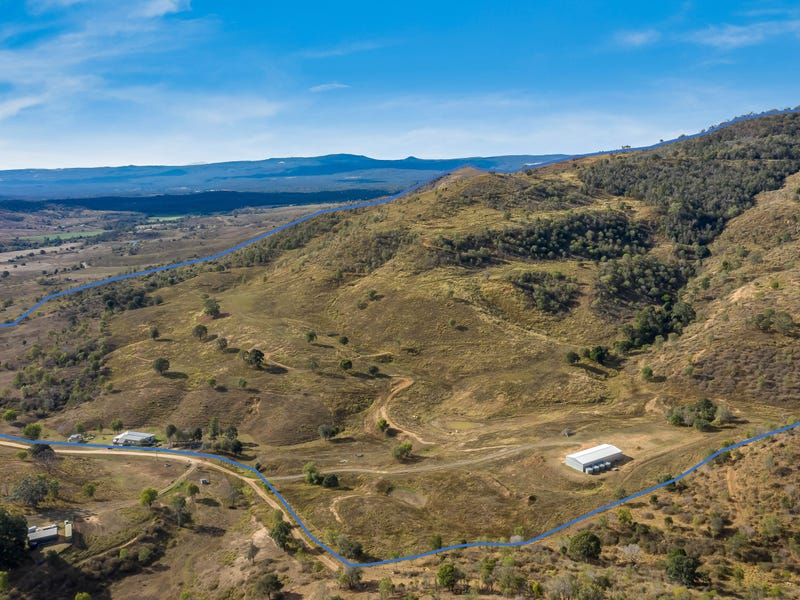 Lot 93 (521) Derrymore Road, Derrymore, Qld 4352