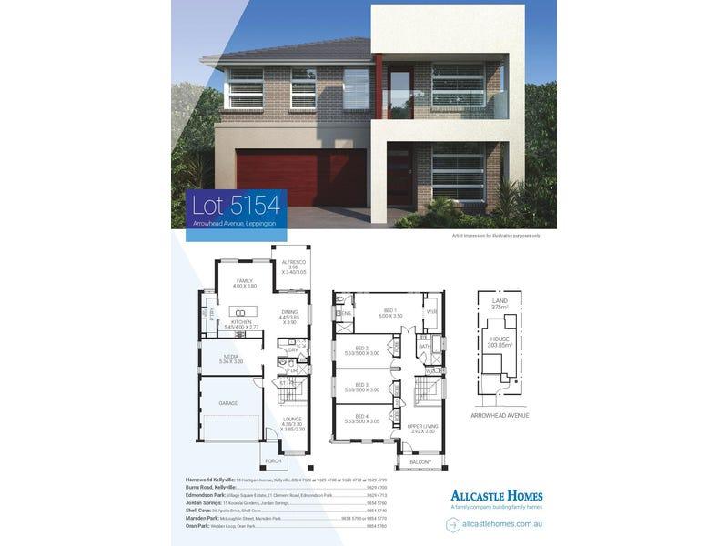 Lot 5154 Arrowhead Avenue, Leppington