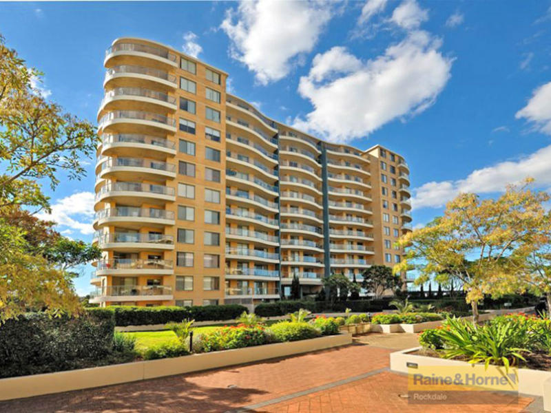 709/5 Rockdale Plaza Drive, Rockdale, NSW 2216