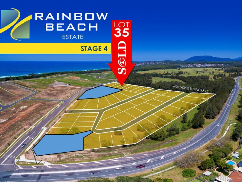 Lot 35 Rainbow Beach Estate, Lake Cathie, NSW 2445