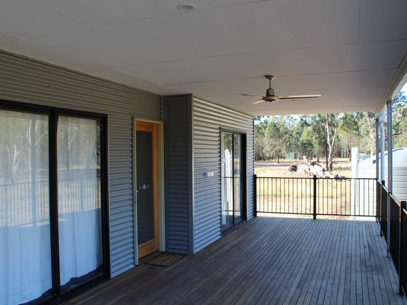 97 Big Hill Rd, Pratten, Qld 4370