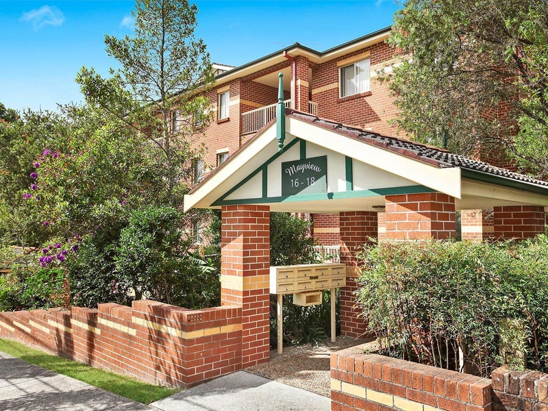 7/16 May Street, Hornsby, NSW 2077