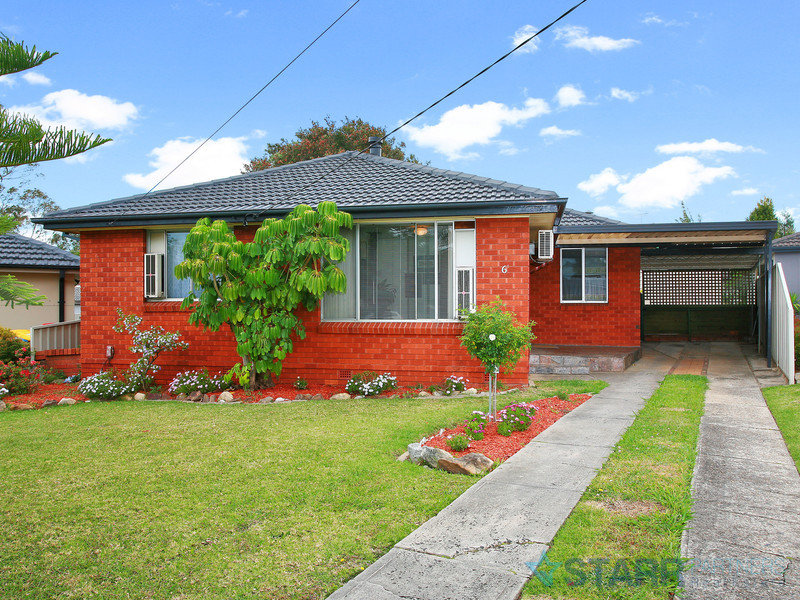 6 Hastings Crescent, Greystanes, NSW 2145