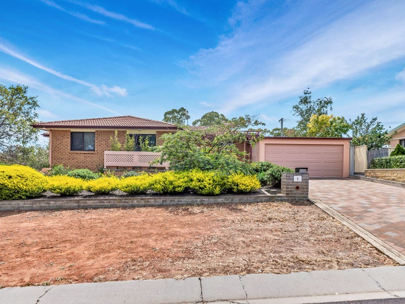 1 Hadow Place, Gilmore, ACT 2905